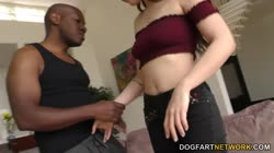 Interracial Sex With Jessie Wylde And Mandingo Thumb