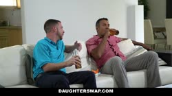 DaughterSwap - Teens Agree To Fuck Each Other's Daddies Thumb