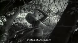 Bouncing Tits in Dancing Girls Compilation (1960s Vintage) Thumb