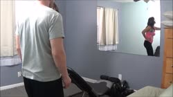 Fitness Step Mom Milks Step Son's Cock - Charlee Chase - Family Therapy Thumb