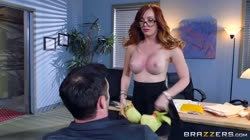 Dani Jensen gets pounded at work - Brazzers Thumb