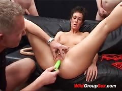 crazy german takes a lot of cocks Thumb