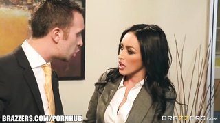 Brazzers - Breanne Benson in Secretary Seduction Thumb