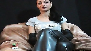 Sexy Leather Smoking More 120 Thumb