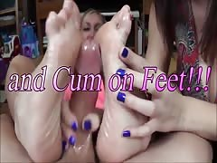 COMPILATION OF ANAL CREAMPIE ORAL CREAMPIE AND CUM ON FEET Thumb