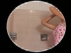 Actress caught in the shower Thumb