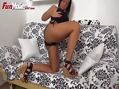 FunMovies Two thick german amateur lesbians Thumb