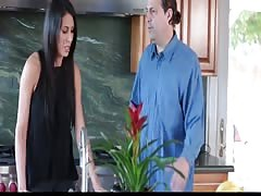FamilyStrokes- Hot-Daughter Blackmails Creepy Step-Dad Thumb
