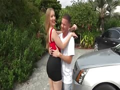 Reality Kings - Young blonde shows off her bush Thumb