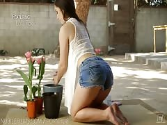 Nubile Films - Cum swallowing cutie Thumb