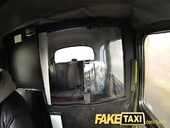 FakeTaxi Teen asks to suck cock for free ride Thumb