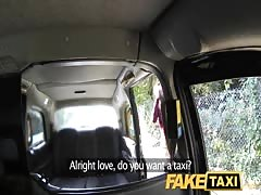 FakeTaxi Innocent teen takes on big cock Thumb