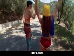 BFFS - Hot Teens Fuck Their Way To Music Festival Thumb