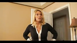 Guy blackmails not mom and fuckher and not daughter Thumb