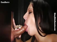 Gloryhole Secrets sexy and full of cum Thumb