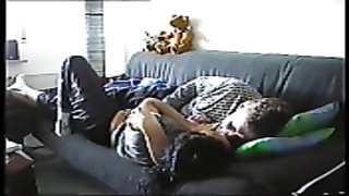 couch fucking our Brazilian nanny on hidden camera Thumb