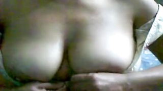 Large Boos Superior Indian Female Demonstrates Her Funbags Box And Deep Throats Exactly The Hard-ons Thumb
