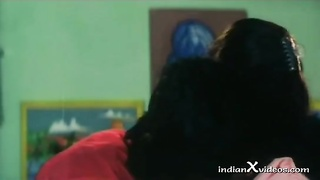 Best erotic kissing and boob sucking Indian teen video HD Thumb