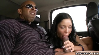 Lusty Angelica Heart takes on overweight monster hard-ons Thumb