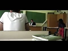 Hot Babe Sucks A Cock And Gets Fucked Inside The Classroom Thumb