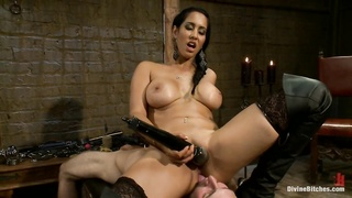 Asphyxiating Female Domination Thumb