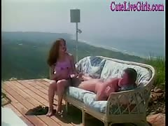 Sexy Redhead Gwen Summers Fucks Evan Stone Poolside1.wmv Thumb