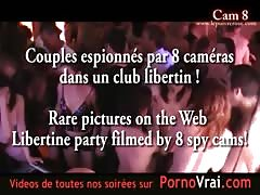 Part 02 Spycam Camera espion private party ! Les Bulles Thumb