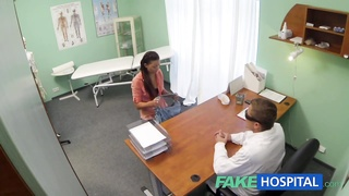 FakeHospital Married house wife with fertility disorder Thumb