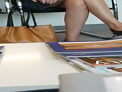 German milf upskirt Thumb