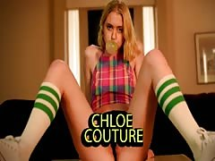 Chloe Couture SUBMISSIVE teen pov blowjob Thumb