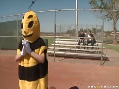 Dylan Riley Mascot Show Me Your Moves Thumb