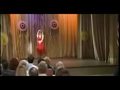 Christina Applegate as Kelly Bundy - Sexy Red Dress Dance Thumb