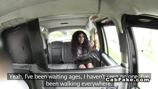British interracial fake taxi fucking Thumb