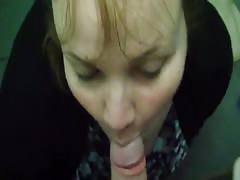BBW UK wife bj cumshot Thumb