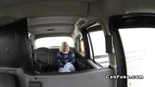 Cab driver fucks big ass blonde public reality Thumb