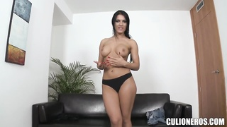 Beautiful babe for tryout Thumb