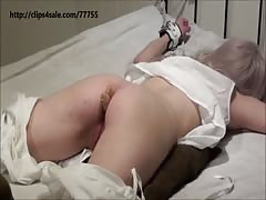 Victorian girl get ginger pain in ass before her spanking Thumb