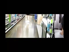 flashing at walmart Thumb