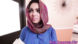 Big Boobed muslim teen creamed Thumb