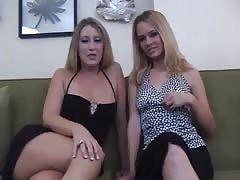 two Erotic step sister's-Jerkoff Instructions Thumb