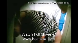 Horny Desi Couple Sex in Net Cafe Thumb