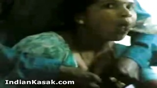 Indian Desi Aunty CHIITRA exposed Thumb