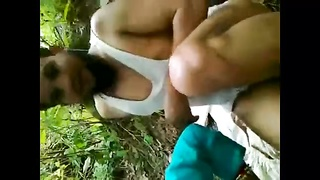 Indian Couple Outdoor Sex Thumb