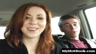 Liz is a red head and red heads are slut whores.  This Thumb