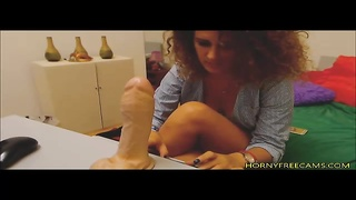 Creamy Foot Fetish Webcam Chat Show Thumb