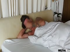 Twerk slut fucked by a stepbro Thumb