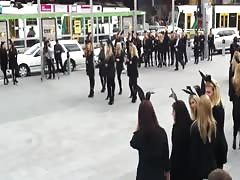 Playboy Flashmob Thumb