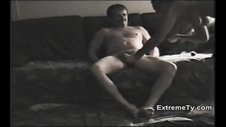 Cock-swallowing Extreme Ty blond provides a nice blow-job Thumb