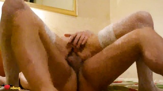 Absolute Best complete asshole humping with a grimy Russian gf Thumb