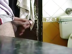 Indian Maid Watches Him Jack Off Thumb